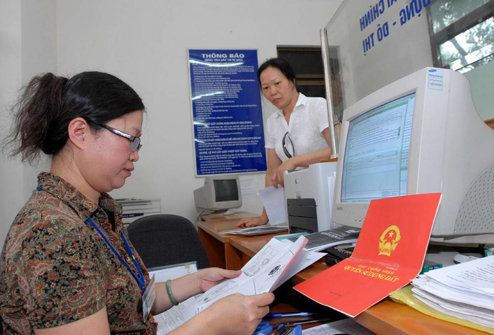 Tp.HCM sẽ giải quyết cấp hơn 10.000 sổ đỏ cho dân trong năm 2018