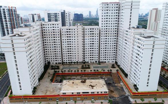 Nguồn cung căn hộ giá rẻ tại TP HCM giảm mạnh